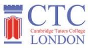 Cambridge Tutors College: London, UK | Best Boarding Schools