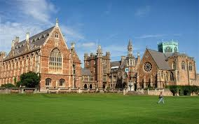 Clifton College: Bristol, Avon, UK