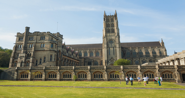 Downside School: Bath, Somerset, UK