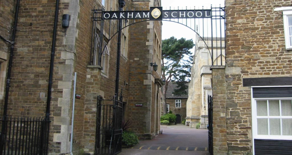 Oakham School: Oakham, Rutland, UK