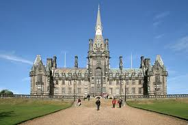 Fettes College: Edinburgh, Scotland, UK
