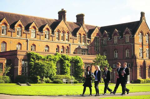 St Edward's School: Oxford, Oxfordshire, UK