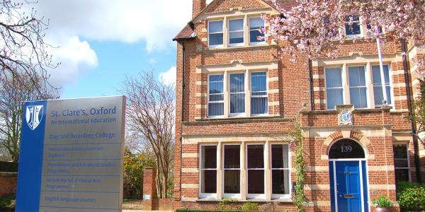 St Clare's School: Oxford, Oxfordshire, UK