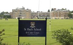 St Paul's School: London, UK | Best Boarding Schools
