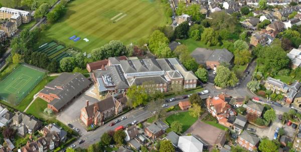 The John Lyon School: Harrow on the Hill, Middlesex, UK