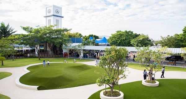 Harrow International School: Bangkok, Thailand