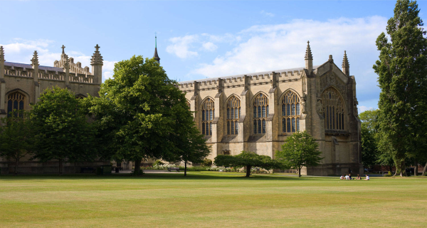 Cheltenham College: Cheltenham, Gloucestershire, UK
