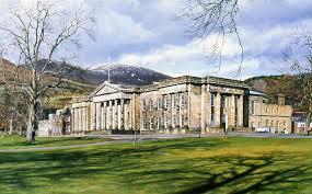 Dollar Academy: Dollar, Clackmannshire, Scotland, UK