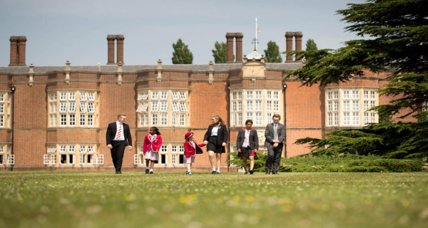 New Hall School: Chelmsford, Essex, UK