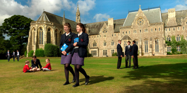 St Edmund's School: Canterbury, Kent, UK