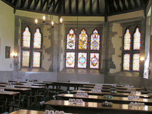 Christ College: Brecon, Powys, UK