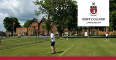 Kent College: Canterbury, Kent, UK | Best Boarding Schools