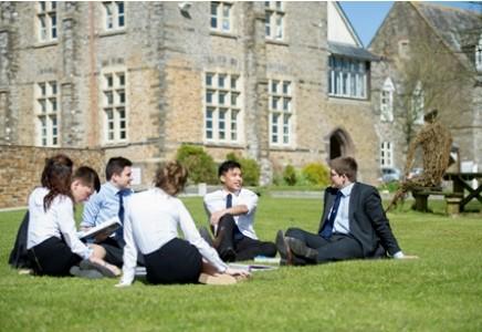 West Buckland School: Barnstaple, Devon,  UK