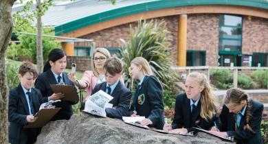 Dallam School: Milnthorpe, Cumbria, UK