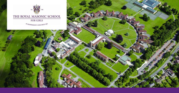 Royal Masonic School for Girls: Rickmansworth, Hertfordshire, UK
