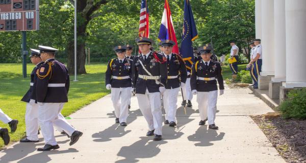 Missouri Military Academy: Mexico, Missouri, USA