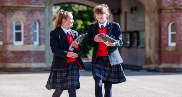 Rossall School: Fleetwood, Lancashire, UK