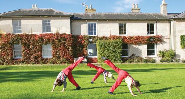 Knighton House School: Blandford Forum, Dorset, UK