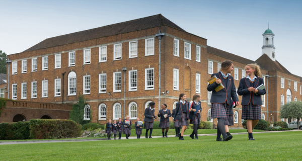 St Swithun's School: Winchester, Hampshire, UK