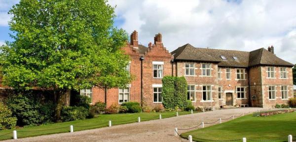 Moreton Hall: Oswestry, Shropshire, UK