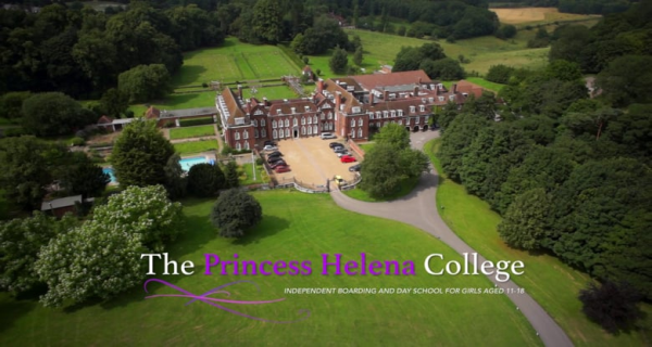 Princess Helena College: Hitchin, Hertfordshire, UK