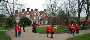 Barnardiston Hall: Barnardiston, Suffolk, UK