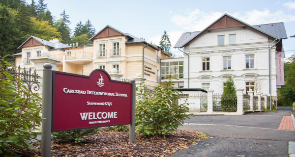 Carlsbad International School: Karlovy Vary, Czech Republic