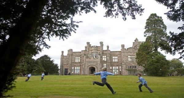 Longbridge Towers School: Berwick-upon-Tweed, Northumberland, UK