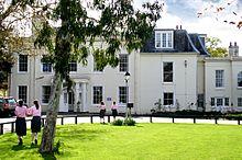 West Hill Park School: Titchfield, Hampshire, UK