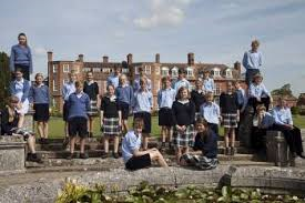 Walhampton School: Lymington, Hampshire, UK