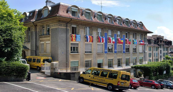 Ecole Lémania: Lausanne, Switzerland