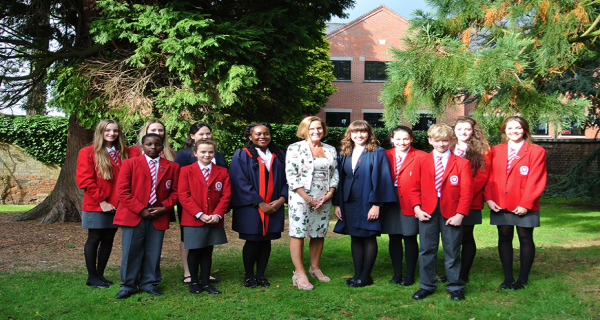 Ockbrook School: Derby, Derbyshire, UK