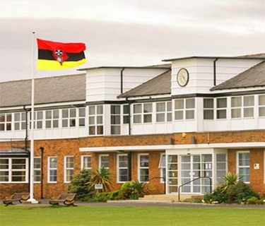 Dame Allans School: Newcastle, Tyne and Ware, UK