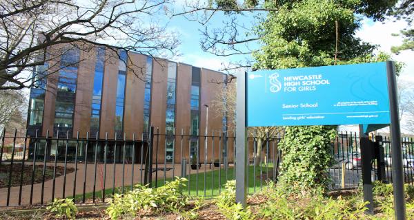 Newcastle High School for Girls: Newcastle, Tyne and Wear, UK