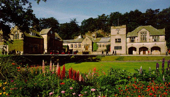 Giggleswick School: Settle, North Yorskshire, UK