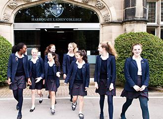 Harrogate Ladies College: Harrogate, North Yorkshire, UK