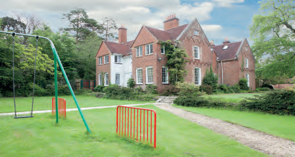 Clay Hill School: Lyndhurst, Hampshire, UK