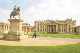 Stowe School: Buckingham, Buckinghamshire, UK