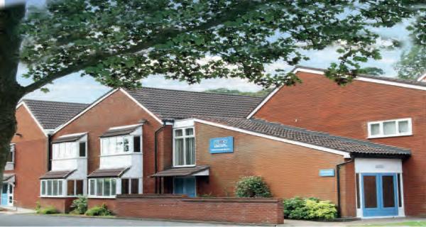 Oliver    House    School  Chorley  Lancashire  UK   Lancashire
