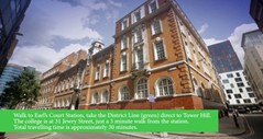 David Game College: London, UK | Best Boarding Schools