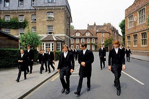 Eton College: Windsor, Berkshire, UK