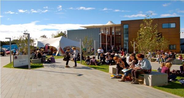 Arts University Bournemouth, Dorset, UK