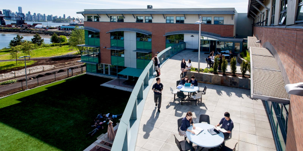 Bodwell High School, Vancouver, Canada