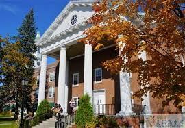 St. Johnsbury Academy, Vermont, New England, USA