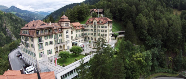 SSTH Swiss School of Tourism and Hospitability AG, Chur, Gryzonia, Switzerland