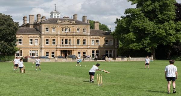 Bruern Abbey School, Bicester, Oxfordshire