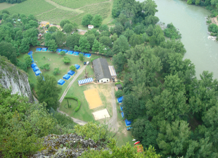 Village Camps SA, Ardeche, Rhone -Alpes, France