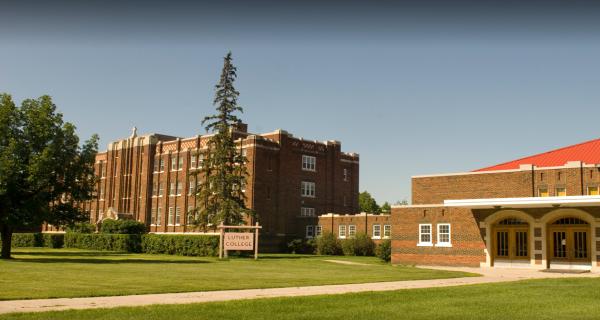 Luther College High School, Regina, Canada