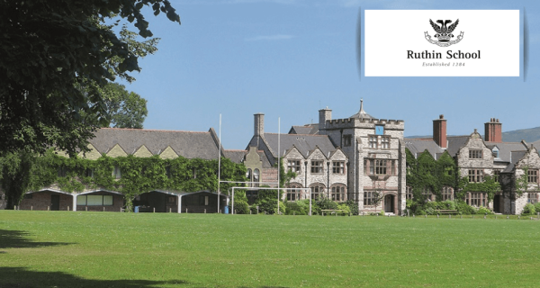 Ruthin School: Ruthin, Denbigshire, Wales, UK
