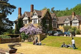 Hurtwood House: Dorking, Surrey, UK